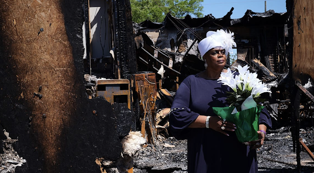 Louisiana Church Fires: Black Parishioners Pray for Holden Matthews, Accused of Burning Down Church in Hate Crime