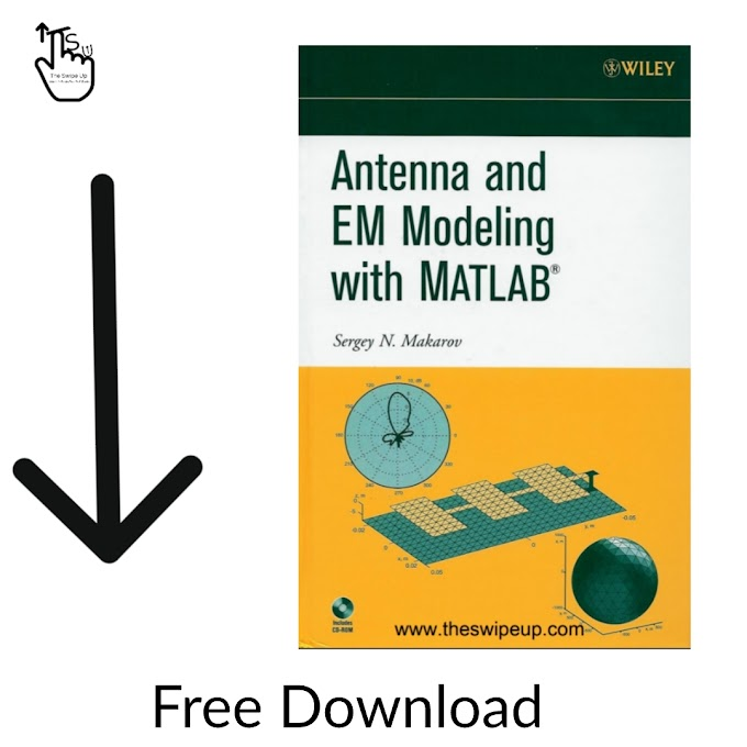 Antenna And EM Modeling With MATLAB Simulink, eBook Free Download