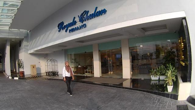 SAJIAN NOSTALGIA BUFET RAMADAN DI HOTEL ROYALE CHULAN PENANG