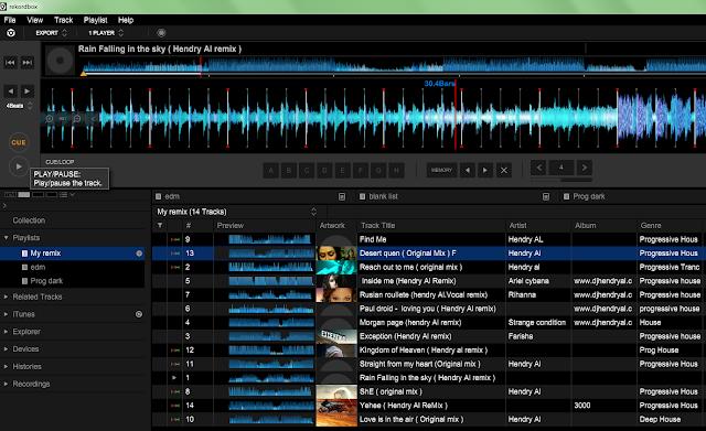 Cara gunakan rekordbox 6 software gratis
