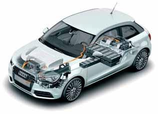 Audi A1 e-tron (RXBEV)