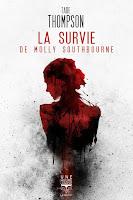 Tade Thompson  La Survie de Molly Southbourne Ed. Le Bélial'