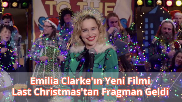 Last Christmas Fragman İzle