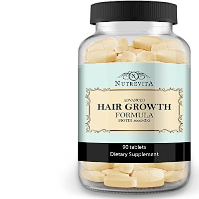 Nutrevita Advanced Hair Growth Formula