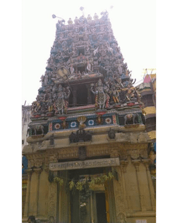 chennakesava temple, avenue road