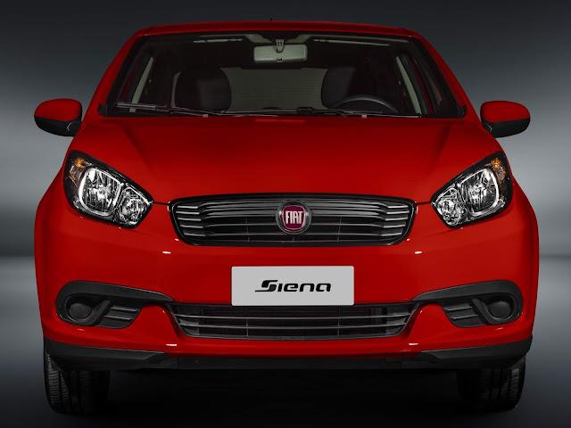 Fiat Grand Siena 2020 GNV