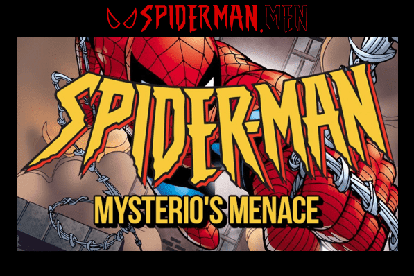 juego Spider-Man: Mysterio's Menace