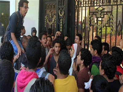 الإفراج عن جميع طلاب الثانوية العامة المقبوض عليهم