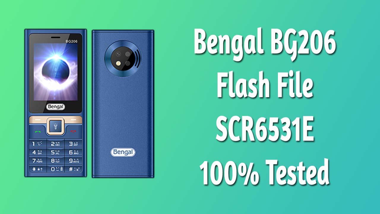bengal bg206 flash file