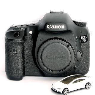Kamera Canon EOS 7D Di Malang