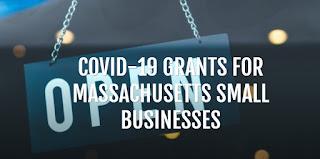 COVID-19 Small Business Grants