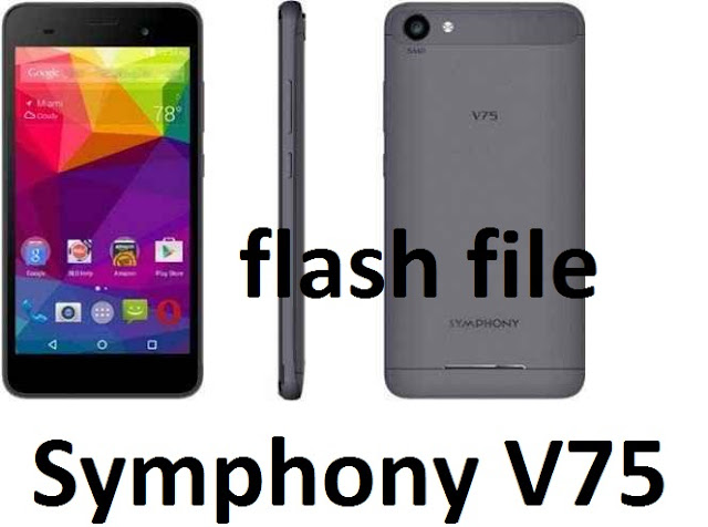 symphony official flash files