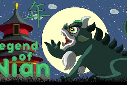 Kisah Monster Nian, Makhluk Mitologi di Balik Perayaan Imlek
