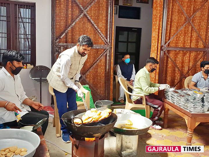 rajeev-tarara-dhanaura-mla