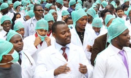 Why resident doctors suspended nationwide strike – Official #Arewapublisize