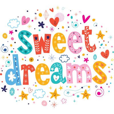 Sweet Dreams Text