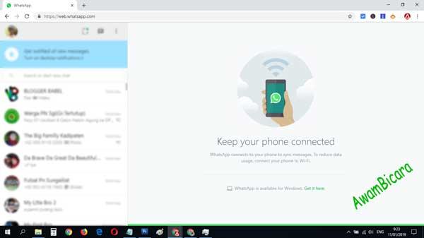 Banyak alasan mengapa orang ingin memiliki beberpa akun Whatsapp sekaligus Cara Log In (Masuk) dan Menggunakan Beberapa Akun WhatsApp Sekaligus di Komputer