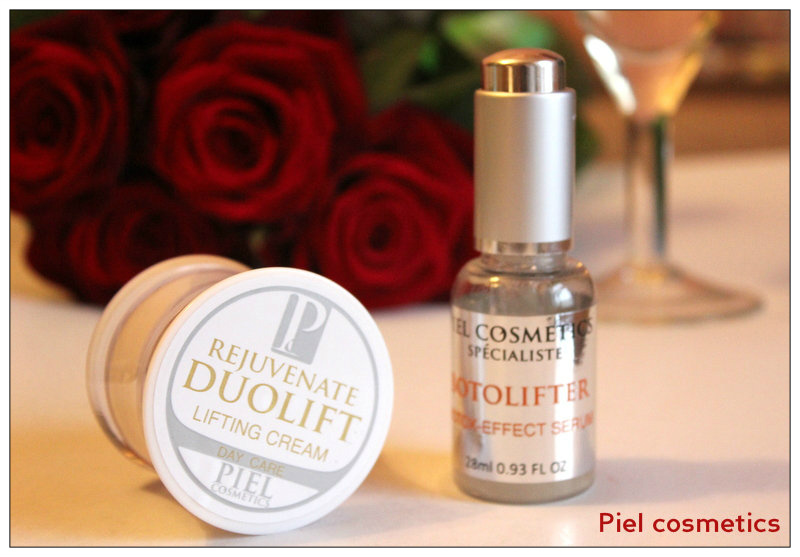 Review: Piel cosmetics - Specialiste BOTOLIFTER and Rejuvenate DUOLIFT Lifting Cream.