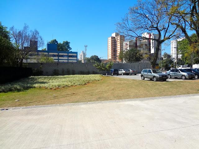 Estacionamento Parque Belém