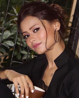 Monika Chauhan Riti Riwaz Haldi Wiki