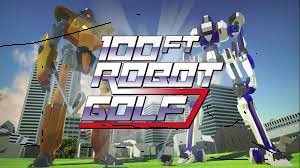 100ft Robot Golf PC Game Download