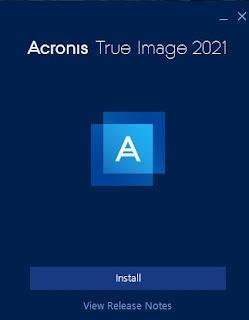 طريقة تثبيت برنامج اكرونيس: