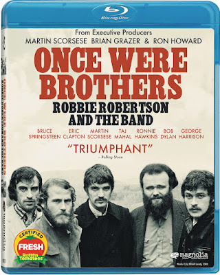 Once Were Brothers Robbie Robertson And The Band 2019 BD25 Sub