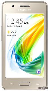 Cara mudah Flash Samsung Z2 (SM-Z200F) Tizen OS