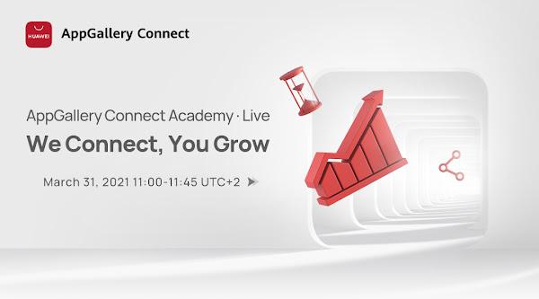 Huawei convida programadores a participar no Live da AppGallery Connect Academy