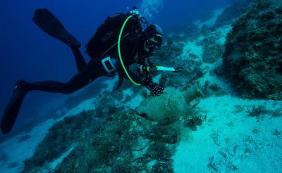 Αποτελέσματα της Ενάλιας Αρχαιολογικής έρευνας στη νήσο Λέβιθα