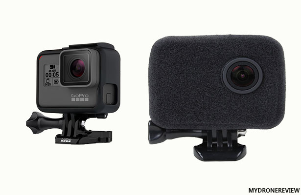 Your GoPro tin capture some amazing video as well as photos from almost anywhere GoPro Hero half-dozen Accessories Must Have