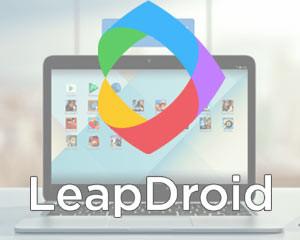 تحميل برنامج Leapdroid 2019  افضل محاكي اندرويد  للكمبيوتر كاملا مجانا
