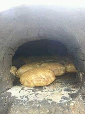 طريقة عمل الخبز فى الحضارة المصرية القديمة