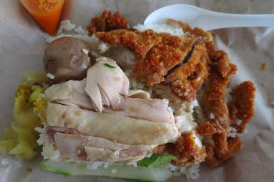 Tiong Bahru Hainanese Boneless Chicken Rice
