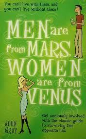 كتاب رجال من المريخ