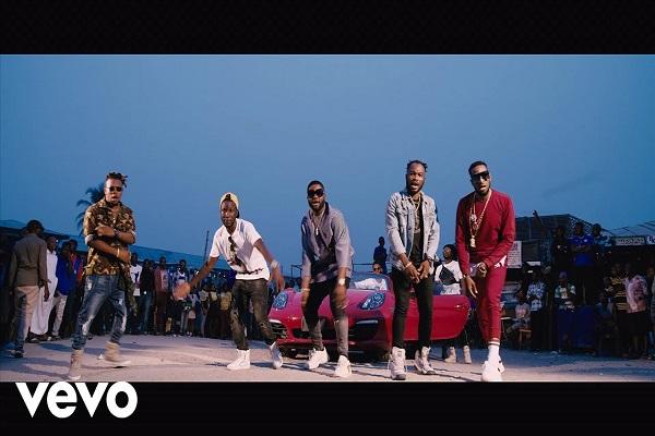 VIDEO: D'banj – Issa Banger ft. Slimcase & Mr Real
