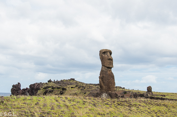 Ahu Akapu en Isla de Pascua. Que ver en tres dias