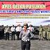 AKP Putri Nurcholifah Himbau Masyarakat Gunakan Jembatan Penyeberangan Di Jalan A. Yani