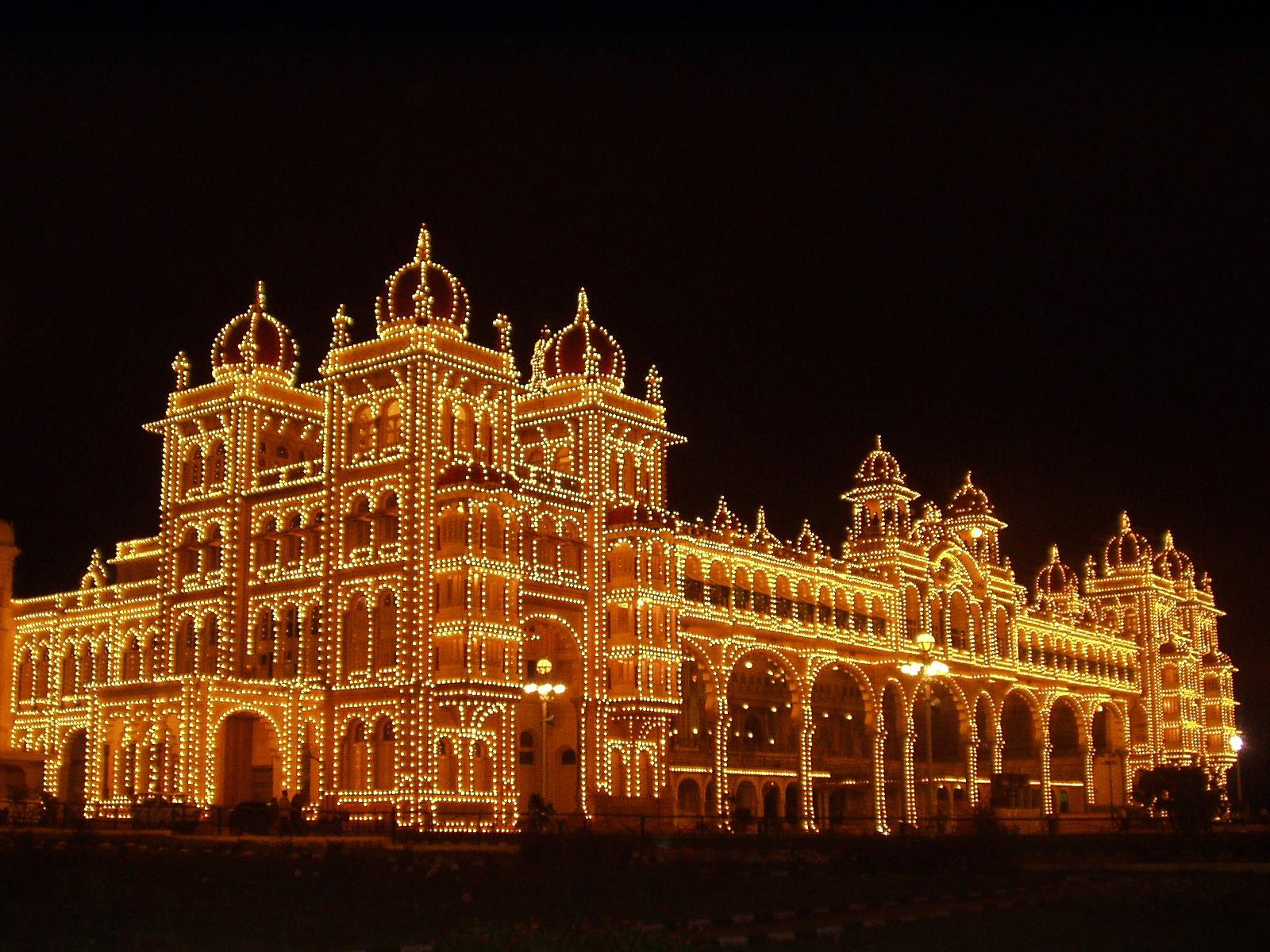 Mysore · Population