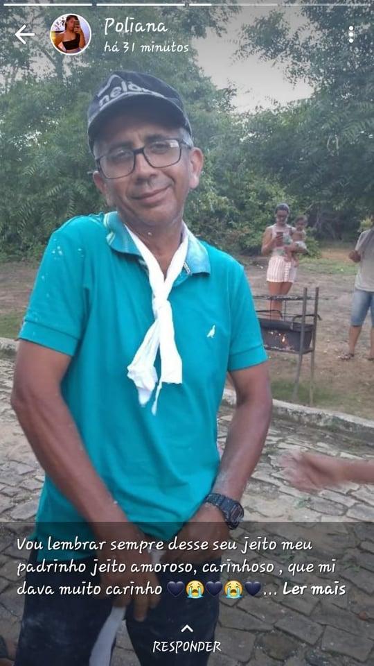 PERDA: Homem morre na Mosqueada, zona rural de Elesbão Veloso.