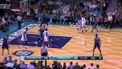 Philadelphia 76ers vs Charlotte Hornets