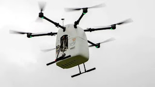 Medicine from Sky Project: Drones to supply medicines for the first time in Telangana