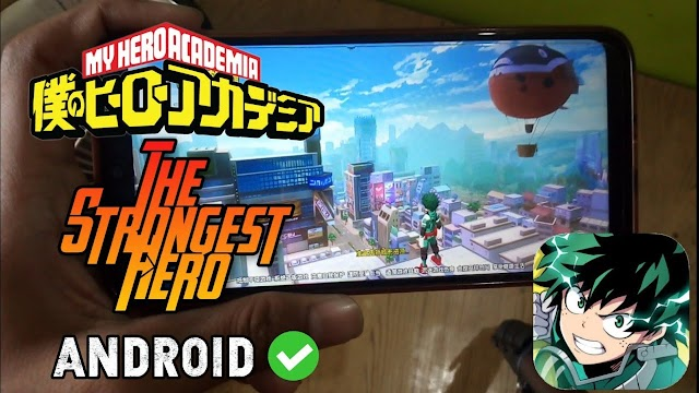 Download My Hero Academia Android Game APK