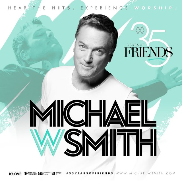Fall Tour: Micheal Smith Set To Celebrate 35 Years Of Friends.