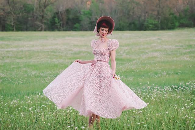 Teuta Matoshi Pink Ivy Dress Review