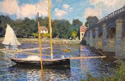 Aliran Impresionisme - pustakapengetahuan.com