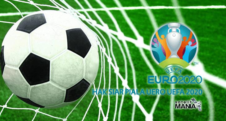 pemegang hak siar kualifikasi euro 2020