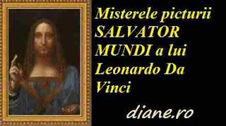 Misterele operei SALVATOR MUNDI a lui Leonardo Da Vinci