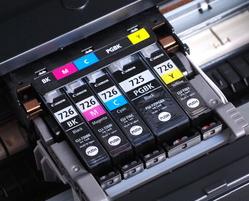 5 Catridge yang di gunakan Printer Canon iX6560