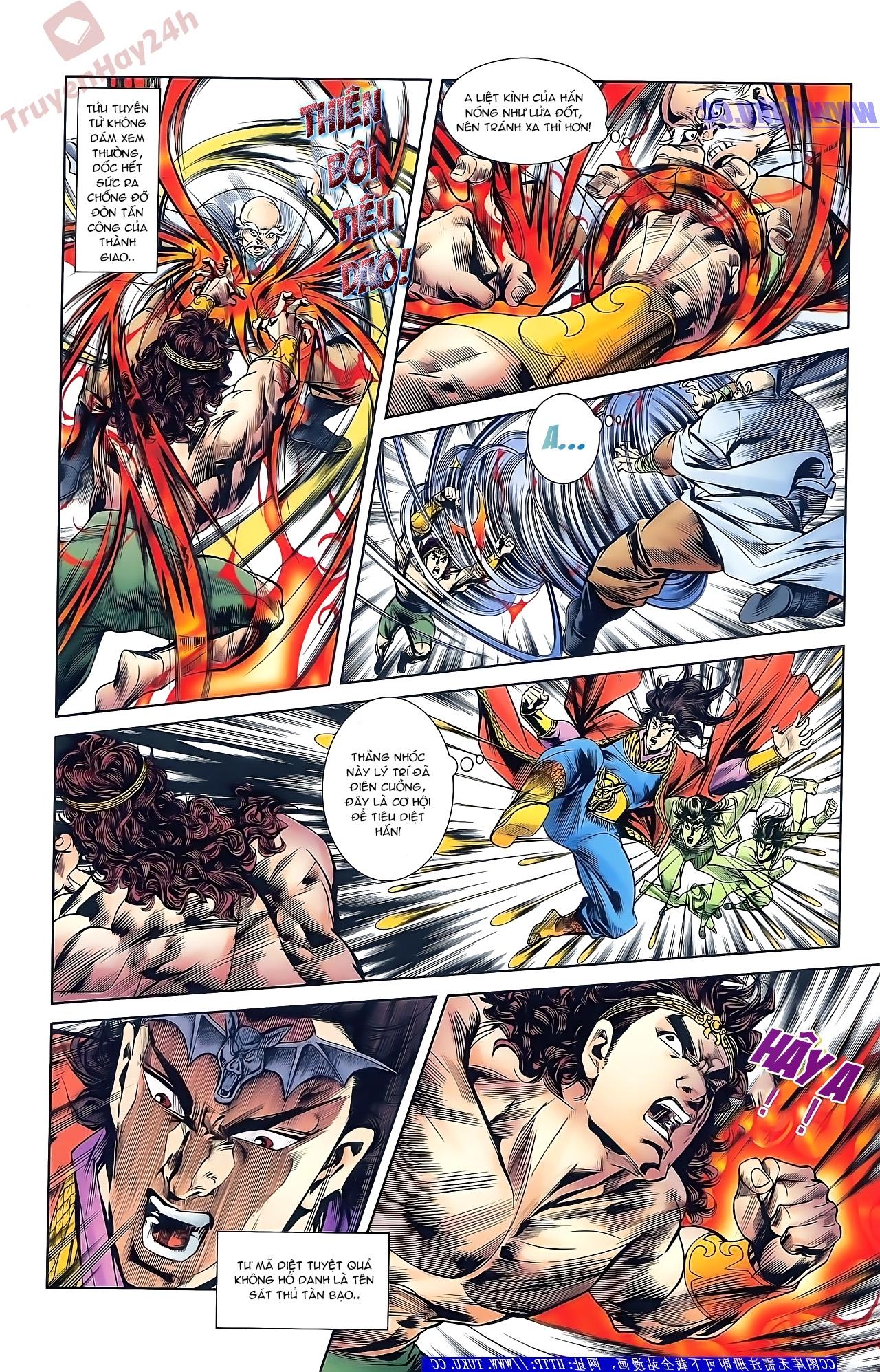 Tần Vương Doanh Chính chapter 45 trang 5